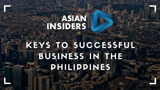 Keys to successful business in the Philippines