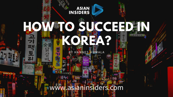 Economy in transition – Keys to a successful business in Korea