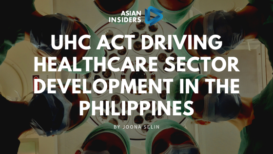 Universal Health Care Act driving healthcare sector development in the Philippines