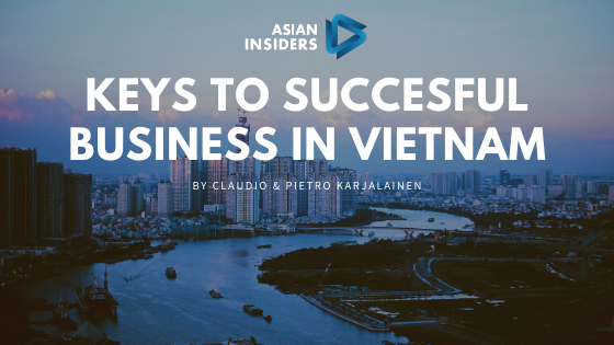 Keys to a successful business in Vietnam